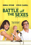 Battle of the Sexes dvd cover image