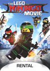 The Lego Ninjago Movie dvd cover image