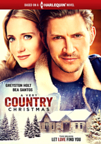 A Very Country Christmas dvd cover image