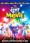 My Little Pony: The Movie dvd cover image