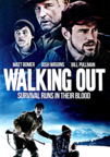 Walking Out dvd cover image