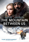 The Mountain Between Us dvd cover image
