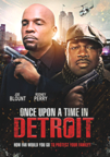 Once Upon a Time in Detroit dvd cover image
