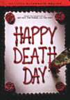 Happy Death Day dvd cover image