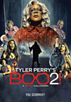 Tyler Perry's Boo 2! dvd cover image
