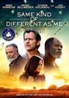 Same Kind of Different as Me dvd cover image