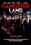 Gangster Land dvd cover image
