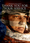 Thank You For Your Service dvd cover image