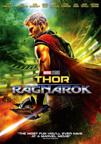 Thor: Ragnarok dvd cover image