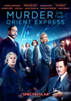 Murder on the Orient Express (2017) dvd cover image