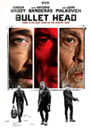 Bullet Head dvd cover image