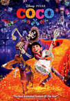 Coco dvd cover image
