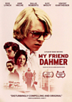 My Friend Dahmer dvd cover image