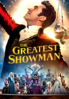 The Greatest Showman dvd cover image