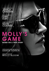 Molly's Game dvd cover image