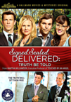 Signed, Sealed, Delivered: Truth Be Told dvd cover image