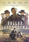 The Ballad of Lefty Brown dvd cover image