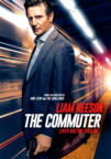 The Commuter dvd cover image