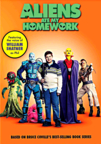 Aliens Ate My Homework dvd cover image