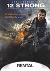 12 Strong dvd cover image