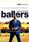 Ballers: The Complete Third Season dvd cover image