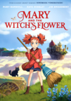 Mary and the Witch's Flower dvd cover image