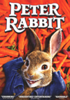 Peter Rabbit dvd cover image