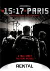15:17 to Paris dvd cover image
