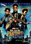 Black Panther dvd cover image