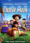 Early Man dvd cover image