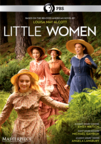 Little Women: Masterpiece Theater dvd cover image