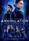 Annihilation dvd cover image