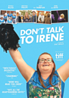Don't Talk to Irene dvd cover image