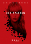 Red Sparrow dvd cover image