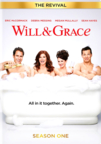 Will & Grace: The Revival book jacket