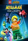 Aquaman: Rage of Atlantis(book-cover)