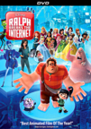 Ralph Breaks the Internet(book-cover)